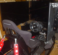 Manufacturing of a SimXperience Driving Simulator for the Gaming Industry